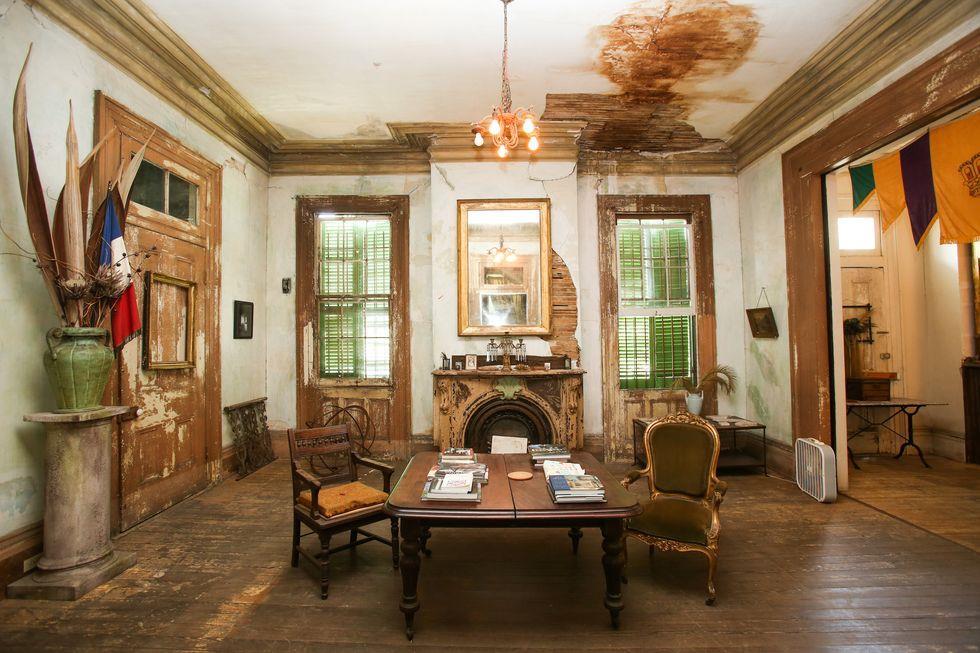 La casa di Coven si trova a New Orleans