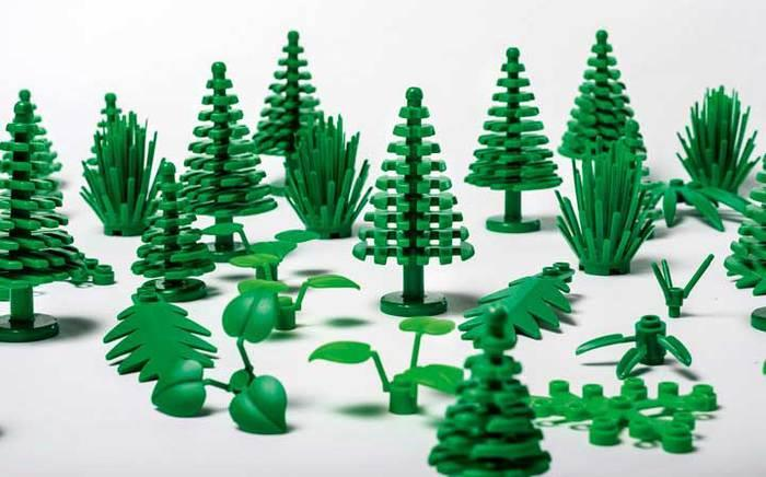 Piante e alberi della LEGO
