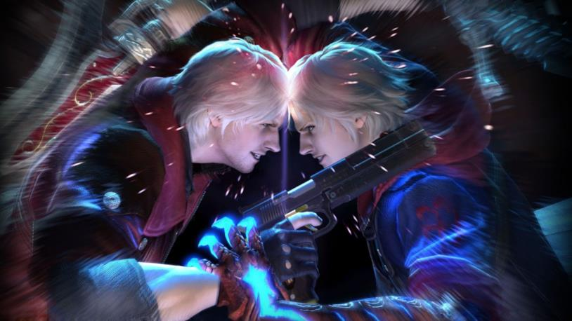 I protagonisti di Devil May Cry 4