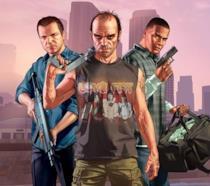 GTA 6: un banner del gioco precedente