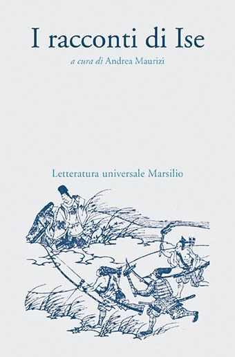 La copertina italiana dell'Ise Monogatari