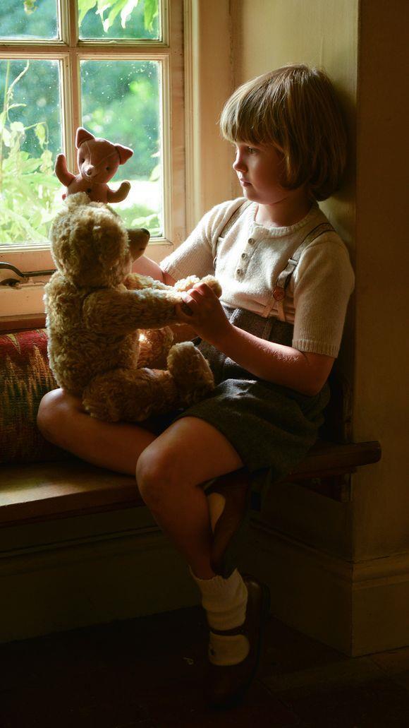 Il piccolo Will Tilston sarà Christopher Robin nel biopic su A.A. Milne