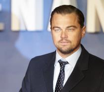 L'attore Leonardo Di Caprio