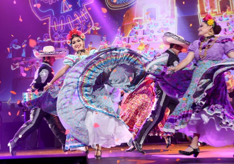 D23 Expo: danze tradizionali al panel di Coco