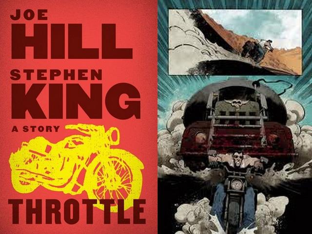 Throttle, di S. King e Joe Hill