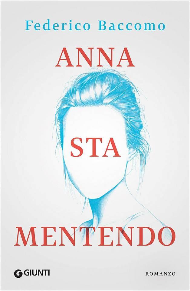La copertina di Anna sta mentendo