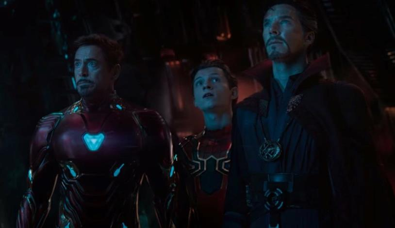 Iron Man, Spider-Man e Doctor Strange aprono lo spot di Avengers: Infinity War