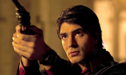 Brandon Routh nel film interpretato nel 2010, Dylan Dog - Il film