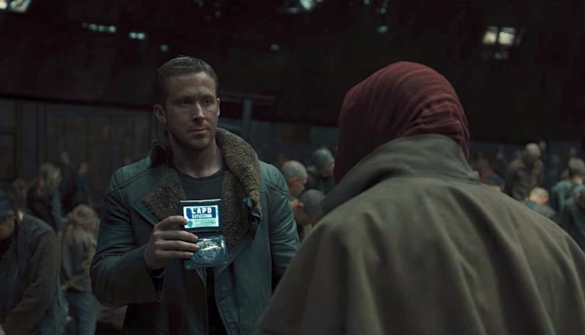 Ryan Gosling protagonista della prima clip di Blade Runner 2049