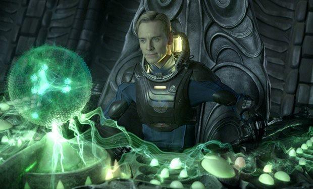 Michael Fassbender protagonista dei prequel di Alien