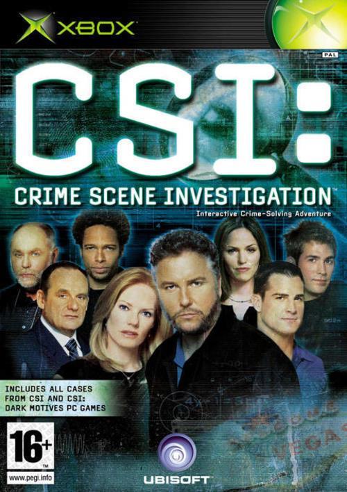 CSI - Scena del crimine è protagonista anche su Xbox
