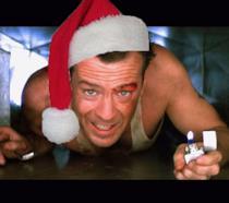 Bruce Willis è il tenente John McClane in Trappola di cristallo - Die Hard