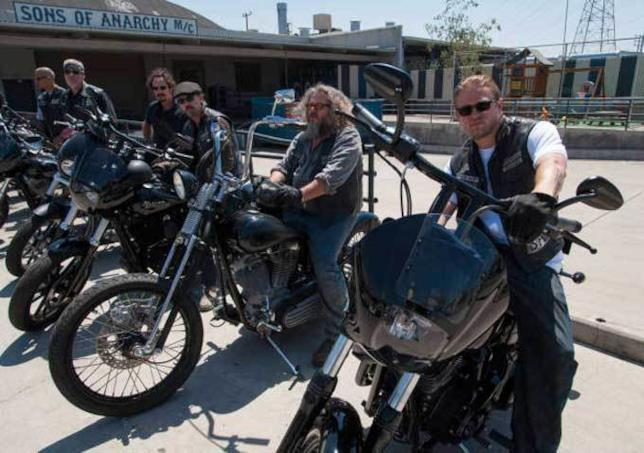 Mayans di Sons of Anarchy