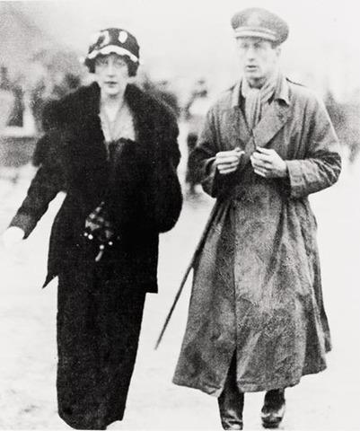 Agatha e Archie Christie