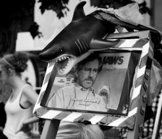Memorabilia de Lo squalo di Spielberg