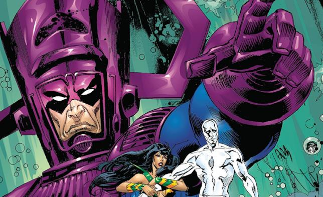Cover di Galactus The Devourer