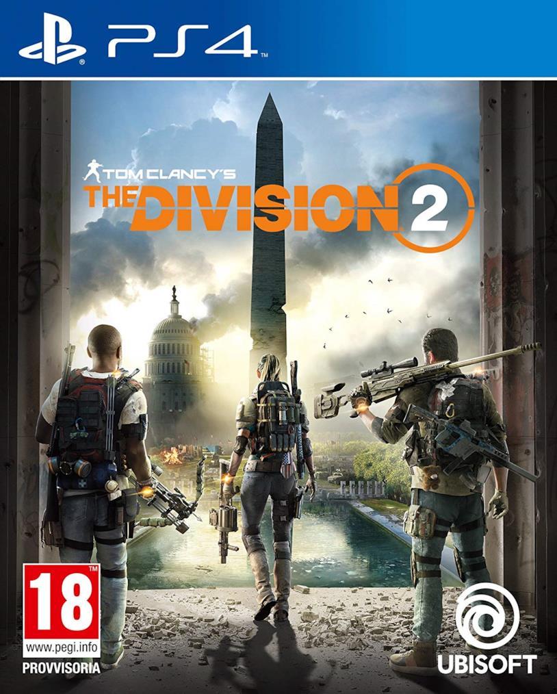 The Division 2 in uscita il 15 marzo 2019