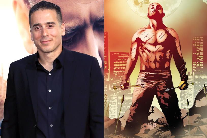 Kirk Acevedo vs Richard Dragon