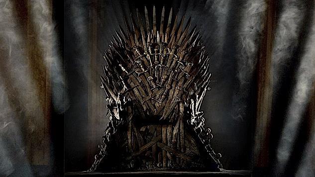 Il Trono di Spade della serie HBO