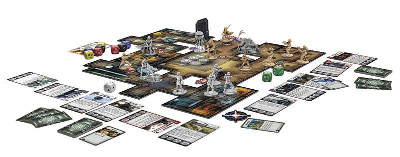 L'occorrente per una partita di Star Wars Assalto Imperiale