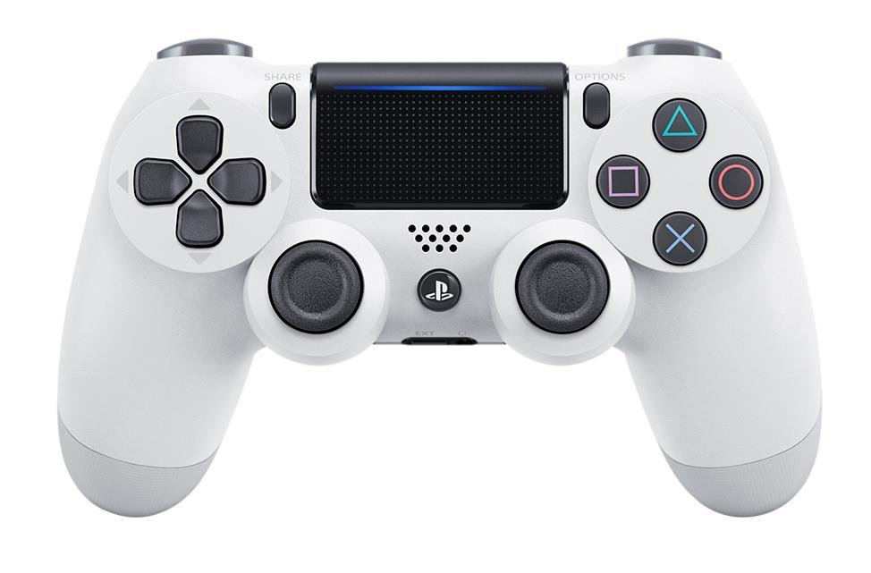 Controller di Sony PS4 Glacier White