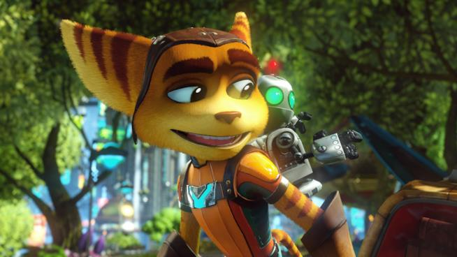 Ratchet & Clank nel remake per PS4