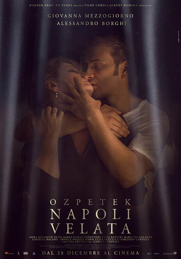 Poster ufficiale di Napoli velata di Ferzan Ozpetek