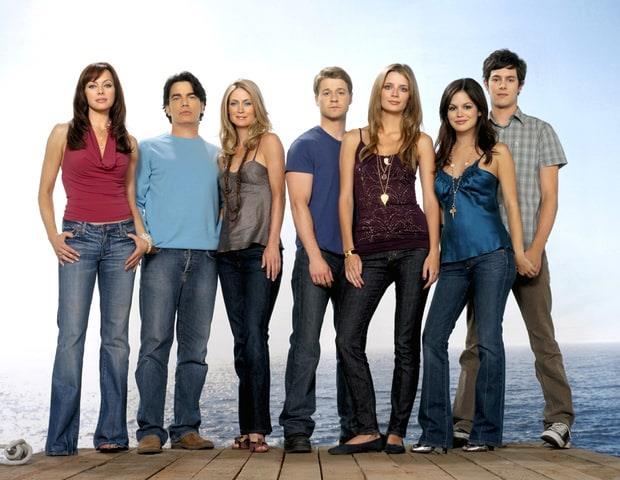 Il cast di The O.C.