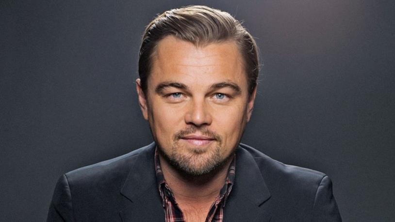 Leonardo DiCaprio in posa