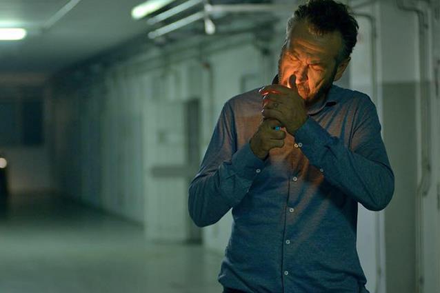 Marco Giallini è Rocco Schiavone nella serie TV a lui dedicata