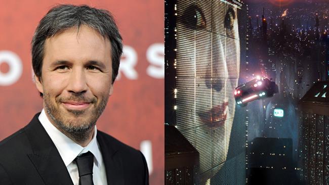 Denis Villeneuve, regista Blade Runner 2