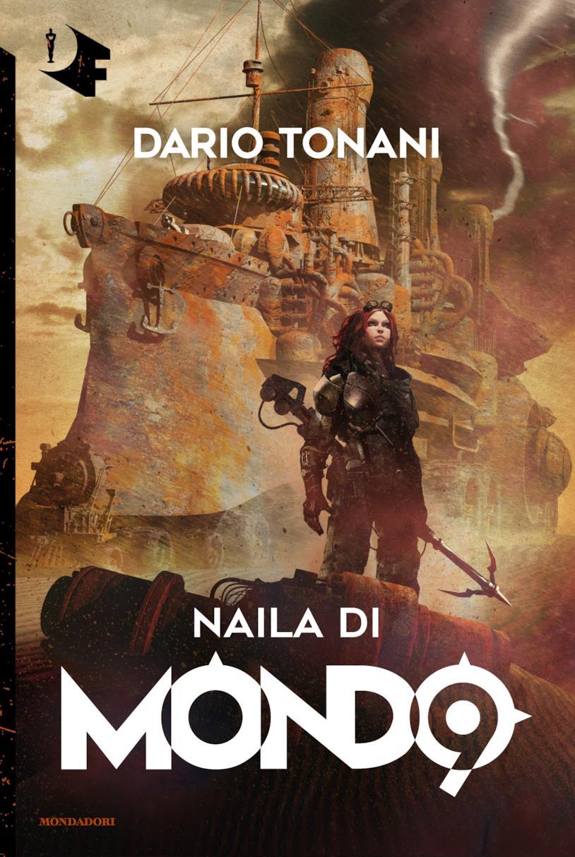 La copertina di Naila di Mondo9