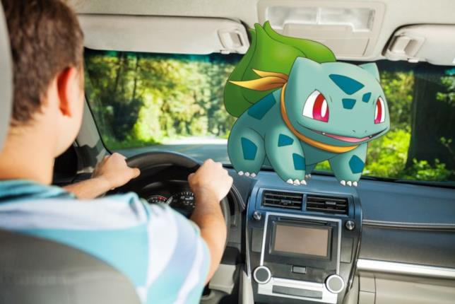 Pokémon GO + servizi in stile Uber per catturare più Pokémon