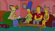 Marge & Homer fanno un gioco di coppia