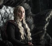Daenerys Targaryen nelle foto promozionali di GoT 7x03