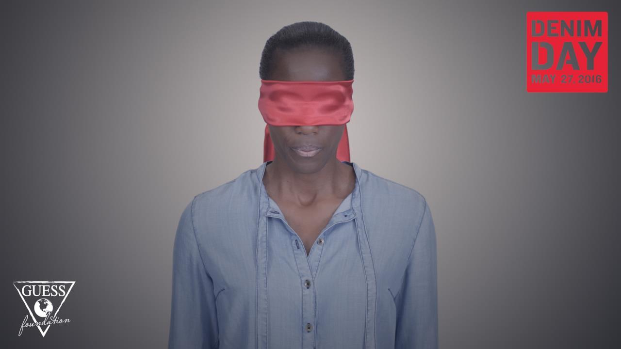 """La partecipazione di Fiona May nel video """"Apri gli Occhi"""""""
