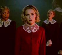 Un'immagine promozionale da Le Terrificanti Avventure di Sabrina
