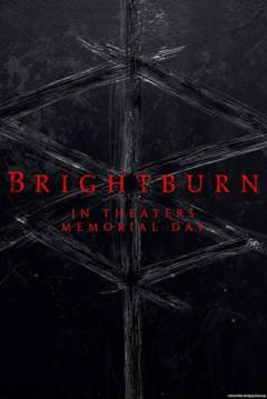Il logo di Brightburn