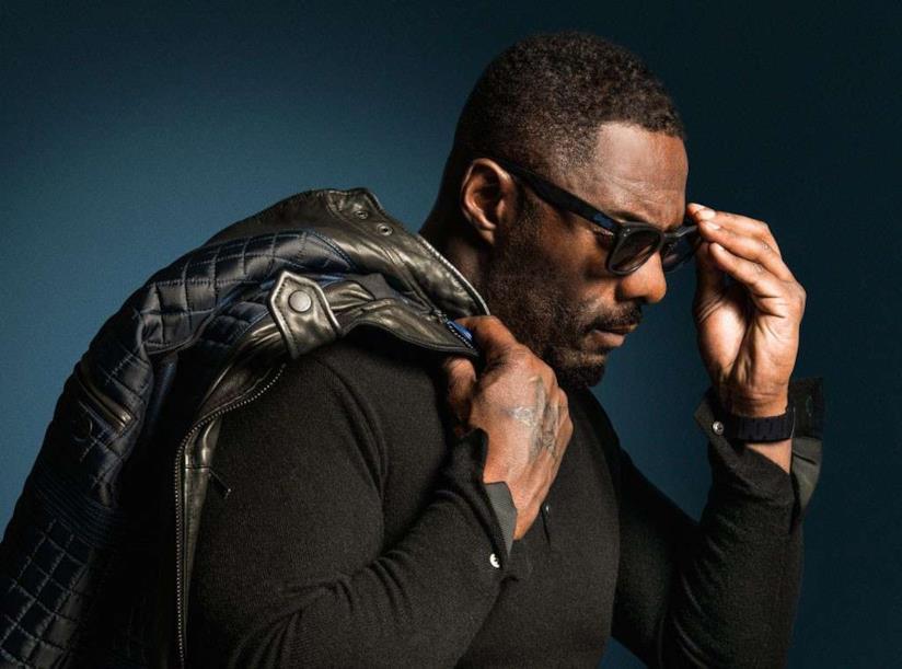 Idris Elba, l'attore interprete di John Luther