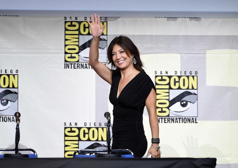 Ming-Na Wen al Comic Con