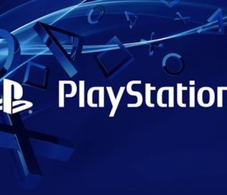 Il logo delle console PlayStation di Sony