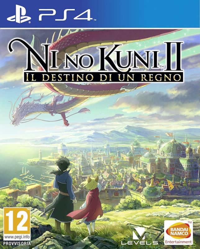 Ni No Kuni 2: Il Destino di un Regno per PS4 e PC