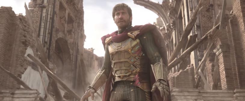 Mysterio (Jake Gyllenhaal) nel trailer di Spider-Man: Far From Home