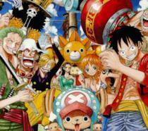 One Piece ciurma di Rufy