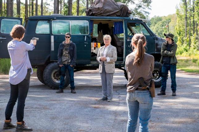 The Walking Dead episodio 8x12