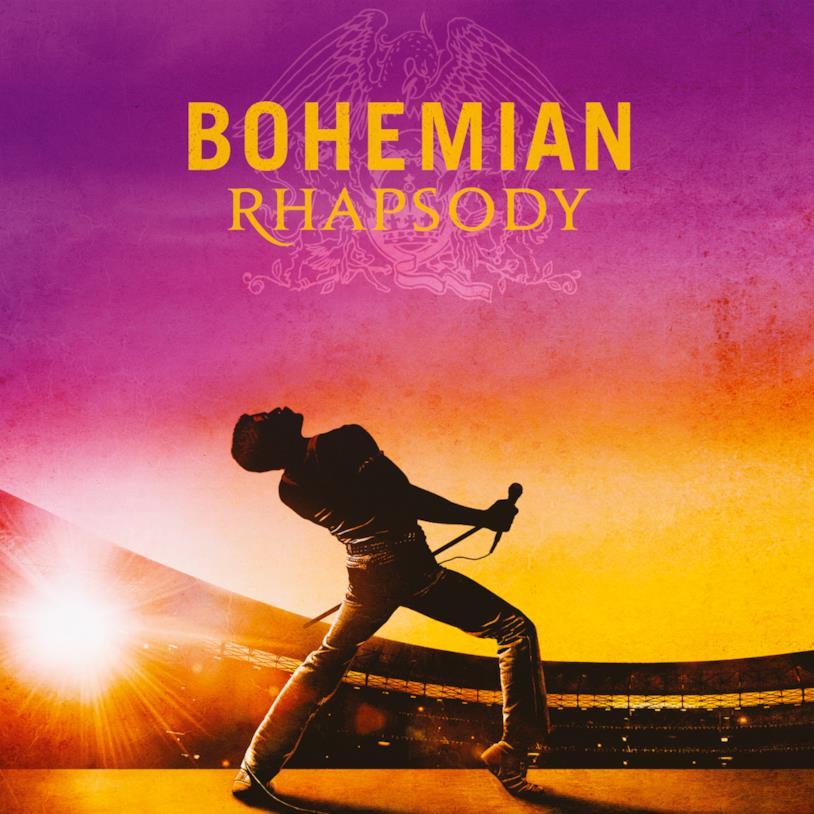 Bohemian Rhapsody, la copertina della colonna sonora