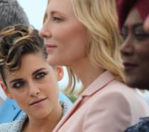 Kristen Stewart guarda Cate Blanchett