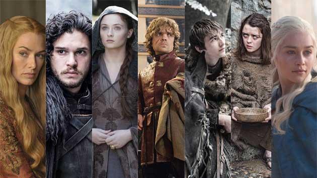 Personaggi di Game of Thrones