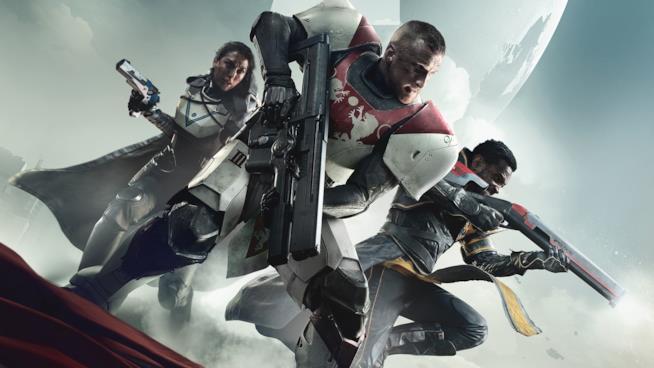 Gli eroi di Destiny 2