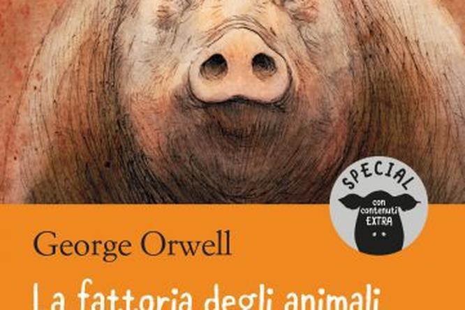 La copertina di La Fattoria Degli Animali